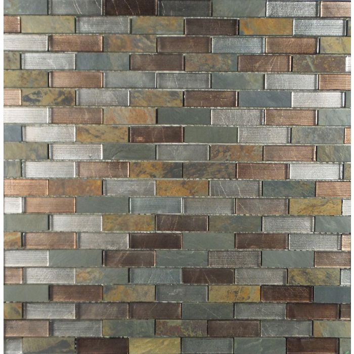Gl Stone Unique Designs In And Mosaic Tiles Brown Beige Coloured