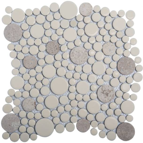 Gl And Stone Mosaic Tiles