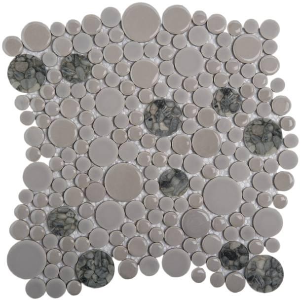 Cl 201 Porcelain Mosaic