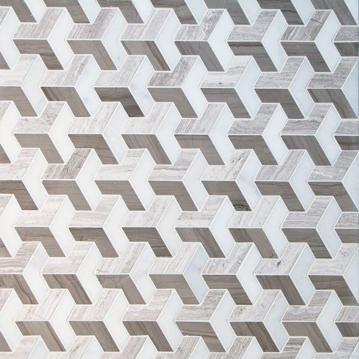 Gl 1501 Natural Stone Mosaic