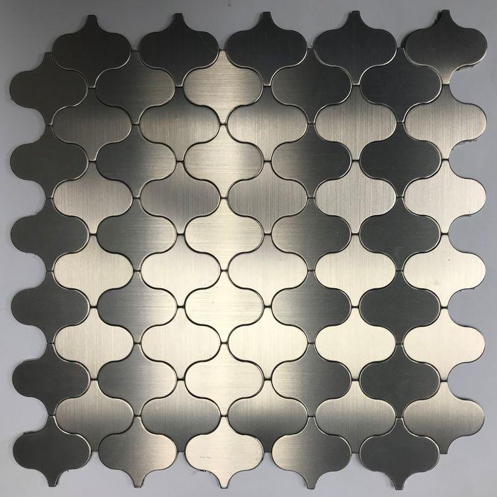 Gl Al003 Metal Mosaic