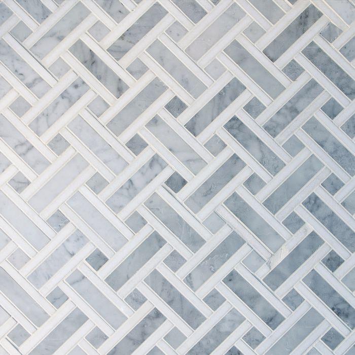 Gl Ba2401w Natural Stone Mosaic