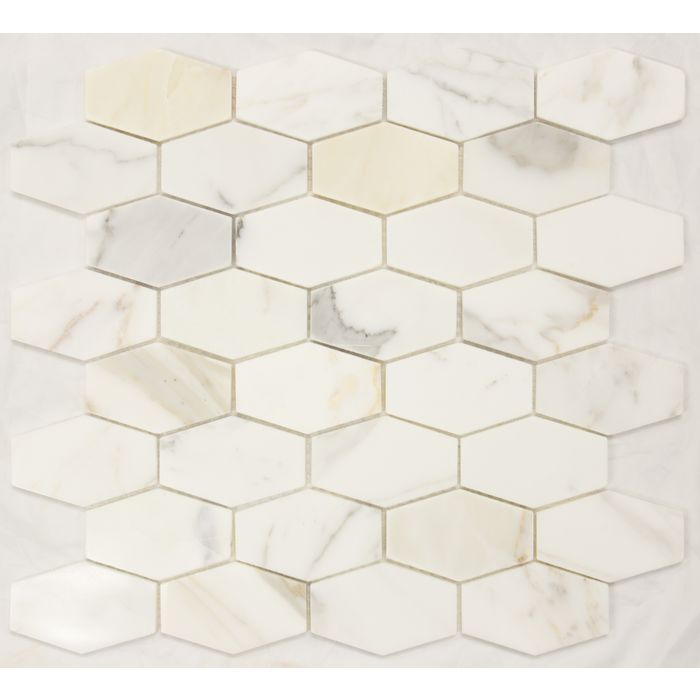 Gl Ca1x2 Natural Stone Mosaic