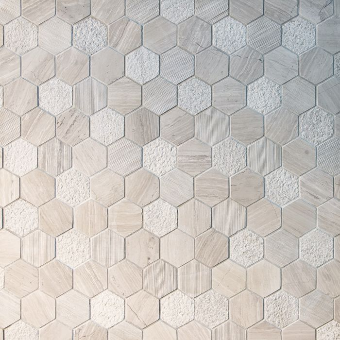 Gl Hemt4822 Natural Stone Mosaic