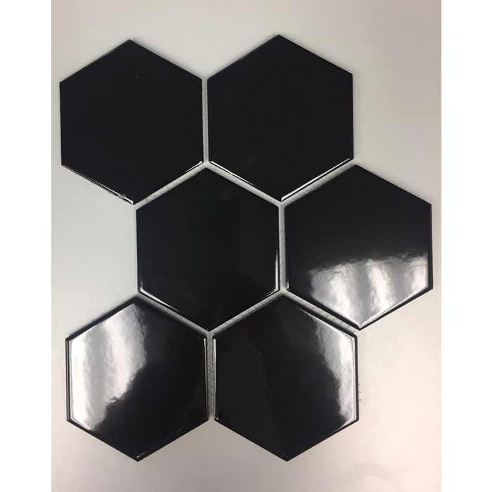 Gl Stone Unique Designs In Stone And Glass Mosaic Tiles Hexagon