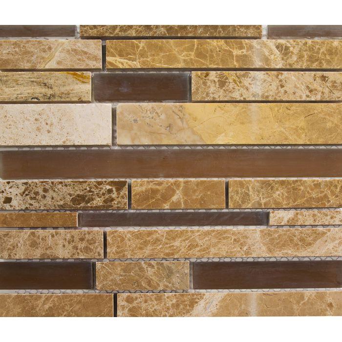 Mbg 808 Natural Stone Mosaic