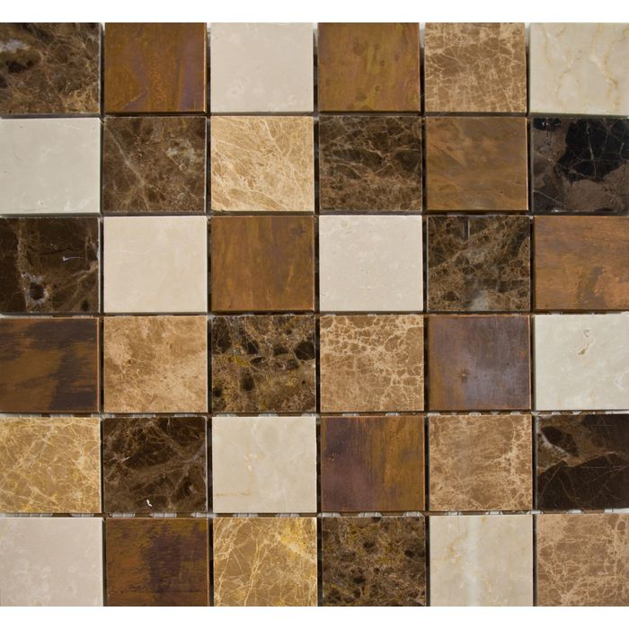 Sm 4801pm Natural Stone Mosaic