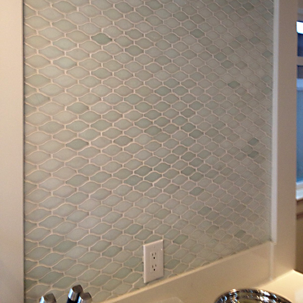 Vancouver Wave Backsplash