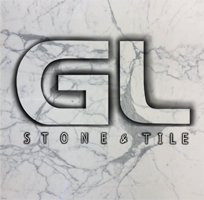 GL Stone logo home page link