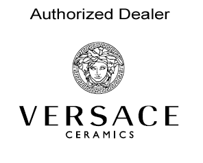 GL Stone is now an Authorized Dealer for Versace Ceramics