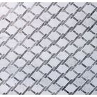 GL-WJ023: CHAIN-LINK PATTERN WATER JET CUT MARBLE MOSAIC TILES